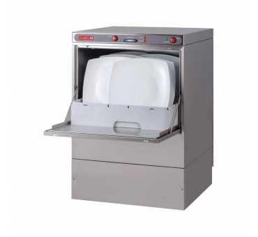 GASTRO M - Lave-vaisselle Maestro 500x500 / 400V avec pompe de vidange