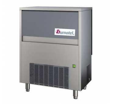 FURNOTEL - Machine à glaçons pleins avec réserve 130kg/24h