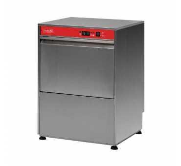 GASTRO M - Lave-vaisselle 400V H.340 mm max avec pompe de vidange
