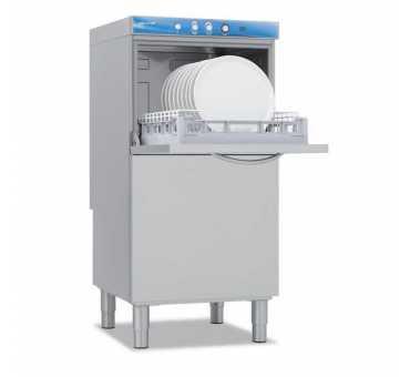 ELETTROBAR - Lave-vaisselle panier 500x500 ouverture 385 mm
