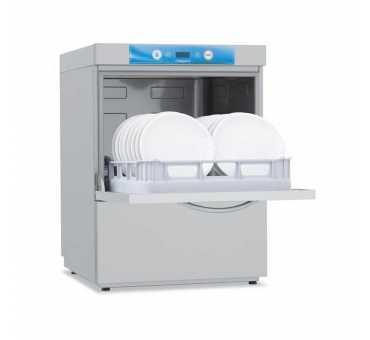 ELETTROBAR - Lave-vaisselle panier 500x500 ouverture 385mm avec pompe de vidange