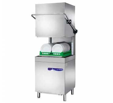 HOONVED - Lave-vaisselle à capot paniers 500x500 débit jusqu'à 30 paniers/heure CAP7E/2