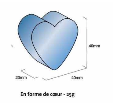 Machines à glaces forme coeur série IM - HOSHIZAKI