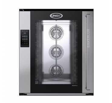UNOX - Four ventilé Camilla.Matic Touch 10 niveaux 600x400 serrure manuelle