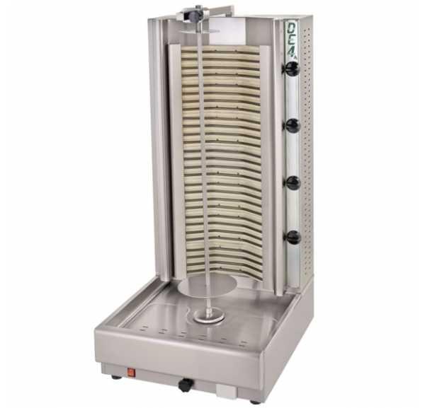 TECHNITALIA - Doner grill kebab électrique 40 kg - YDE40