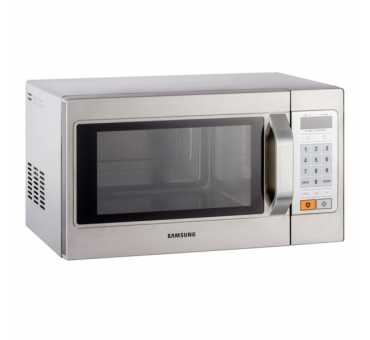 Micro-ondes Professionnel 26 L / 1050 W Samsung - Touches digitales CM1089A
