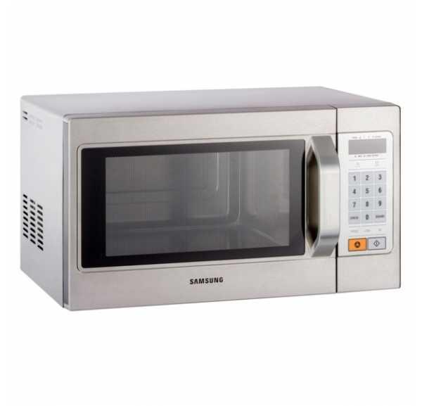 SAMSUNG - Four micro-ondes digital 26 litres 1100 W - CM1089