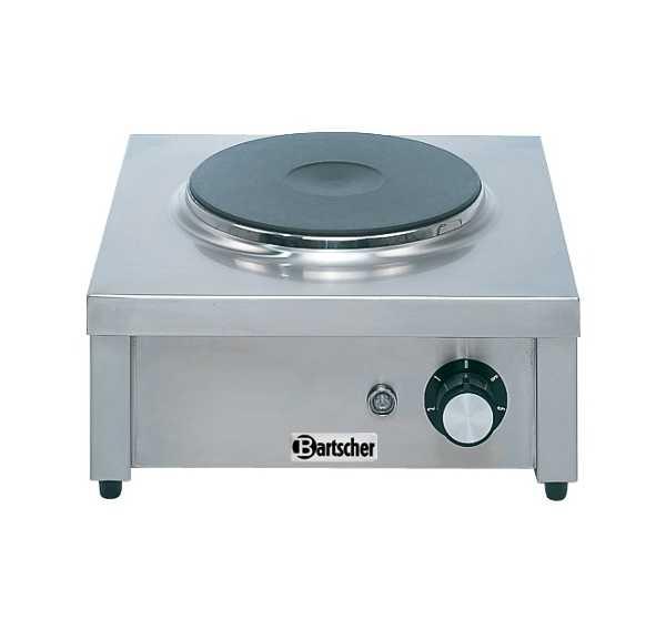 BARTSCHER - Réchaud électrique 1 plaque - 105321