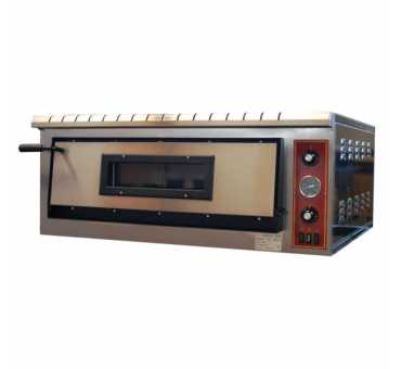 ELECTROBROCHE - Four à Pizza Electrique 1 Chambre 4 Pizzas - EXPORT 1/72