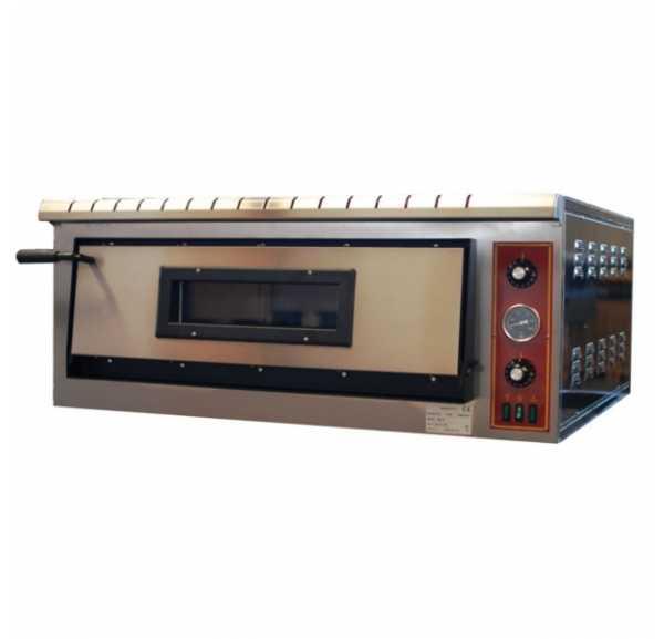 ELECTROBROCHE - Four à Pizza Electrique Une Chambre 4 Pizzas - FP172MR