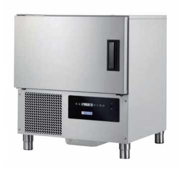 MEP - Cellule de refroidissement et surgélation 5 x Gn 1/1 - FASTER 5