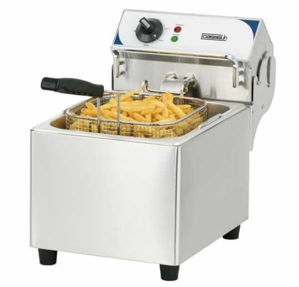 CASSELIN - Friteuse électrique à poser 10 litres - CFE10