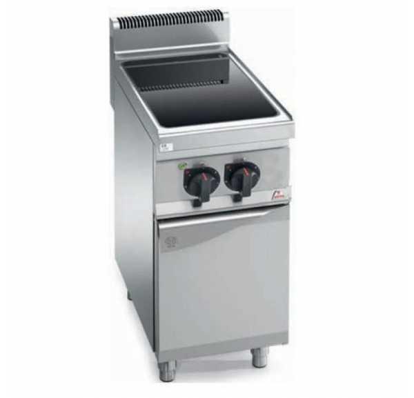 BERTO'S - Plaque a snacker grill gaz