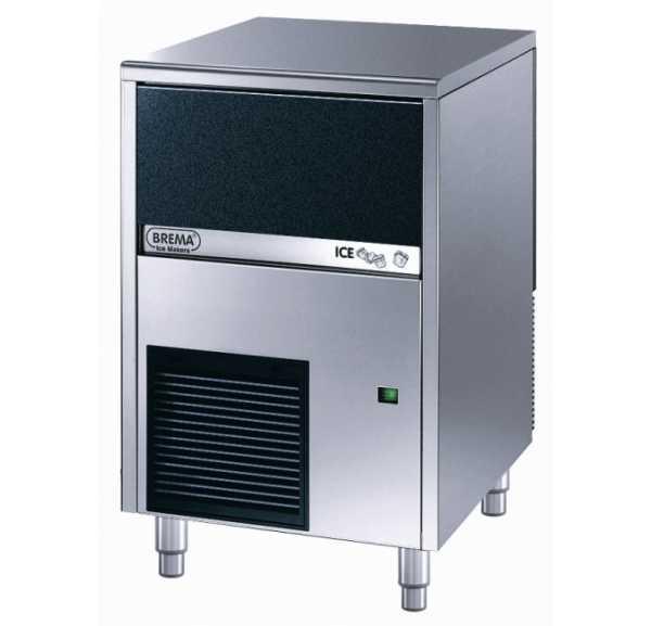 BREMA - Machine à glaçons pleins 46 kg / 24 h
