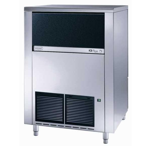 Machine à glaçons pleins BREMA 134 kg/24h avec réserve 65 kg - CB1265A