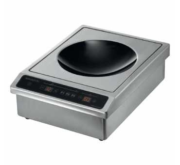 WOK INDUCTION TECNOX POSABLE 3000 W BWIC3000P
