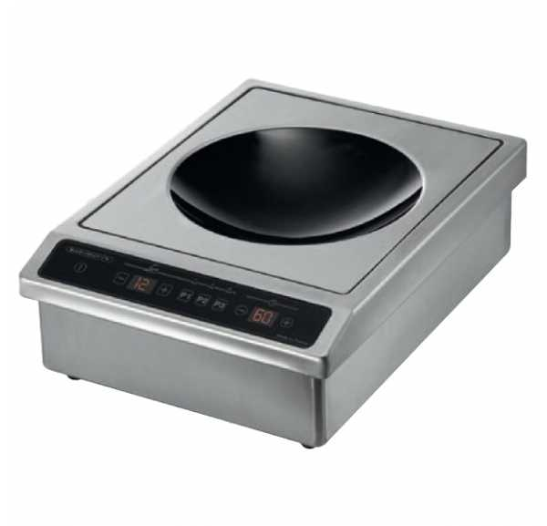 WOK INDUCTION TECNOX POSABLE 4000 W BTWIC4000