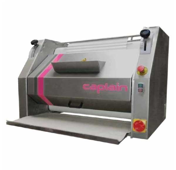 CAPLAIN - Façonneuse à baguettes inox - 3 cylindres - FB08F