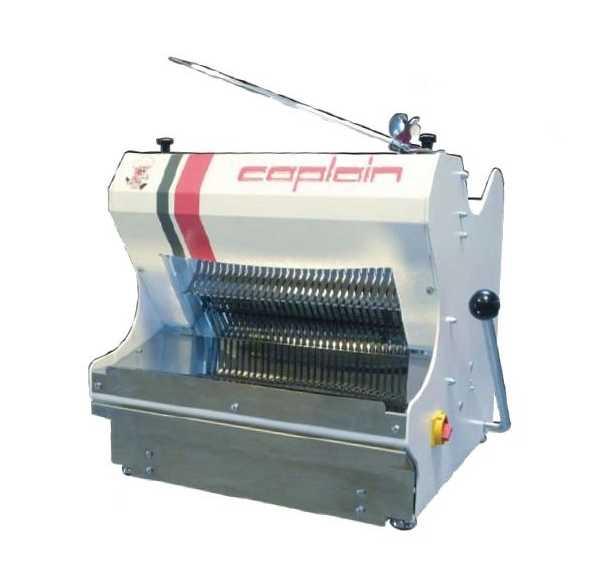 CAPLAIN - Trancheuse à pains à poser sur table - CP450AP
