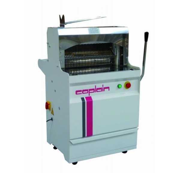 CAPLAIN - Trancheuse à pains sur roulettes - CP450SP