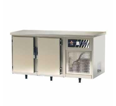 ACTIF - Tour pâtissier froid statique +2/+10°C - 2 portes 600 x 400 mm - TP812