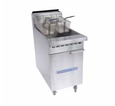 BAKERS PRIDE - Friteuse gaz haut rendement 20 litres - BPF3540
