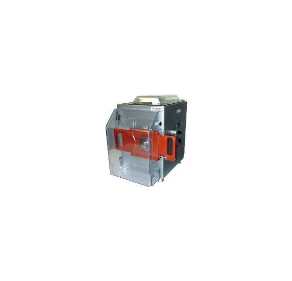 DELCOUPE - Hachoir réfrigéré avec portionneur et vitrine - 300 kg/h HVR82P