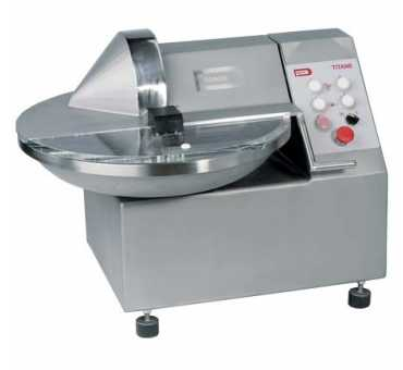 DADAUX - Cutter de table 20 litres - TITANE 20