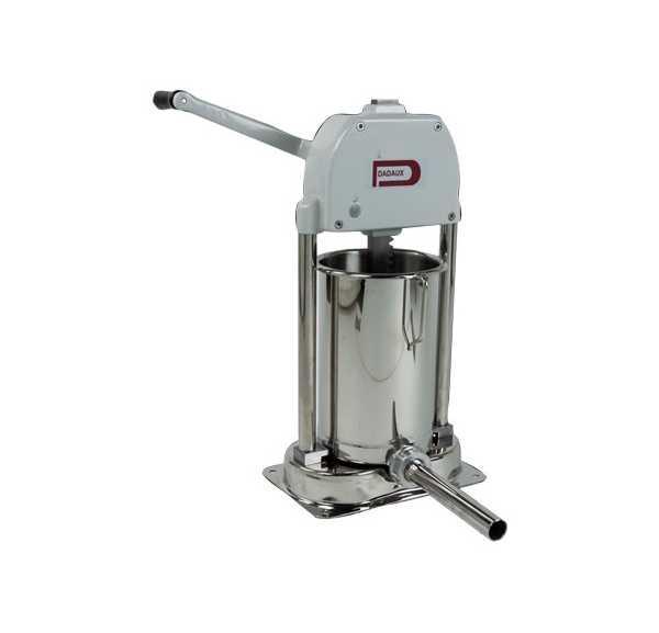 DADAUX - Poussoir à saucisse manuel 13 litres