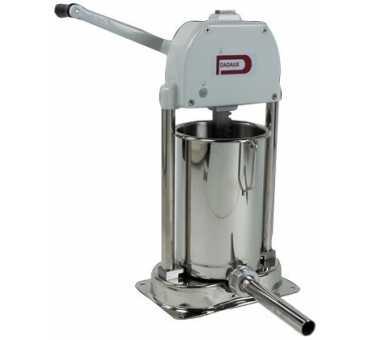 DADAUX - Poussoir à saucisse 7 litres