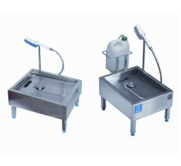 Lave-bottes agroalimentaire manuel L2G