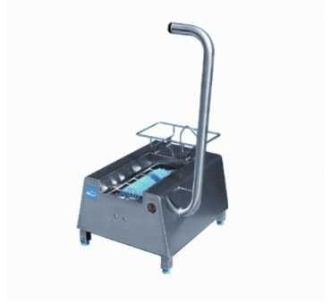 Lave-semelles électrique pour bottes agroalimentaires - L2G