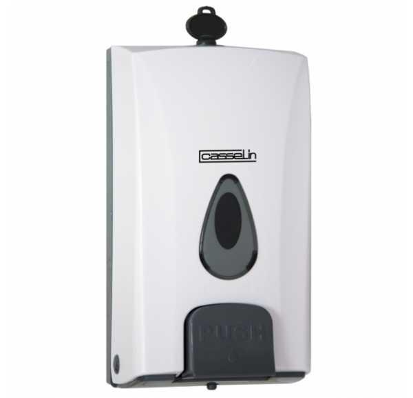 Distributeur savon manuel Casselin 1 litre - CDS1