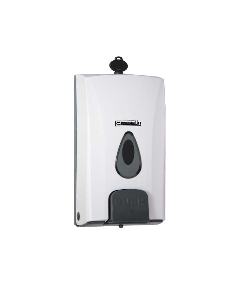 distributeur savon manuel cds1 casselin achat vente distributeur de savon pro negoce chr. Black Bedroom Furniture Sets. Home Design Ideas