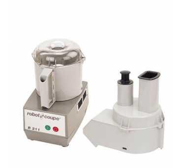 ROBOT-COUPE - Combiné Cutter et Coupe-Légumes R211