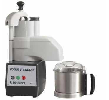 R301 Ultra Robot Coupe - Combiné Cutter et Coupe-Légumes