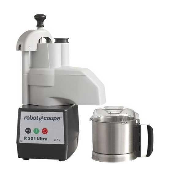 ROBOT COUPE - Combiné Cutter et Coupe-Légumes R301 Ultra