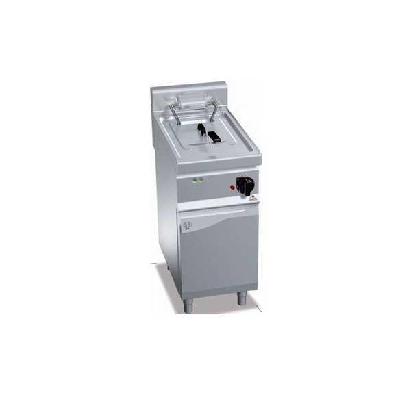 BERTO'S - Friteuse électrique 10 - 12 litres (ref : E7F10-4MS)