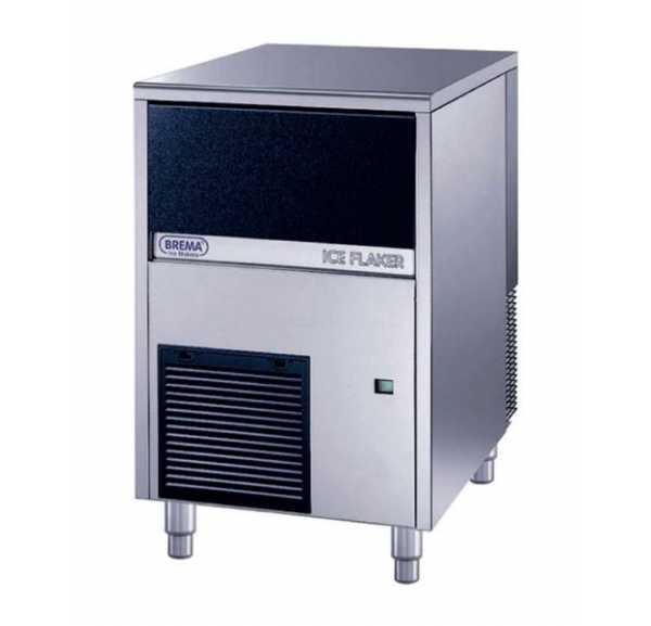 Machine à glaçons granulaire Brema (105 kg/ jour) avec réserve 20 kg -GB 902 A/W-HC