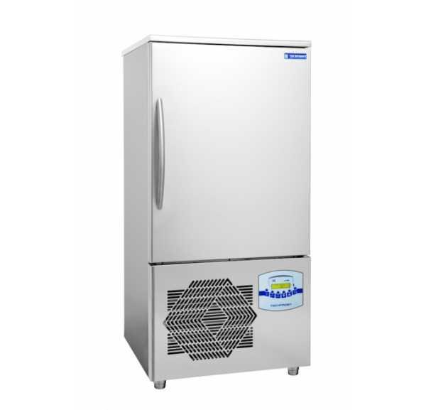 Cellule de refroidissement et congélation 600 x 400 mm ou 10 GN1/1