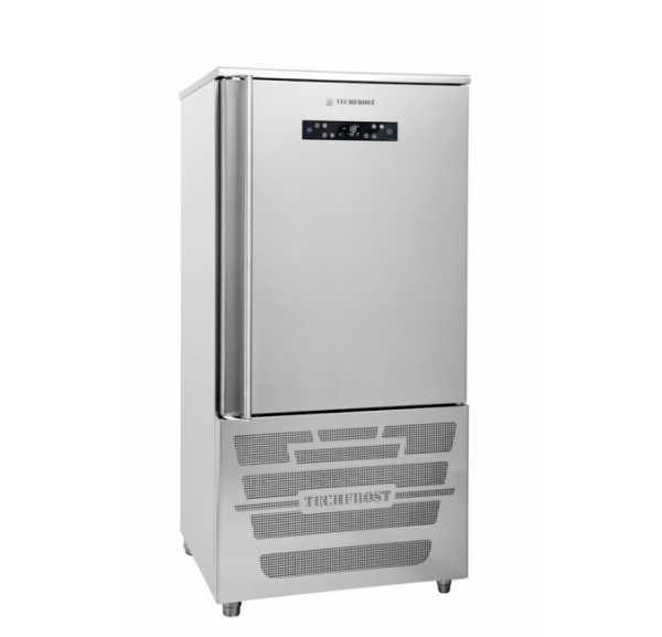 Cellule de refroidissement et congélation 600 x 400 mm ou 12 GN1/1