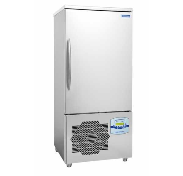 Cellule de refroidissement et congélation 600 x 400 mm ou 15 GN1/1