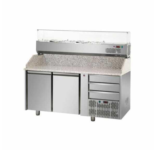 Comptoir réfrigéré BRG2