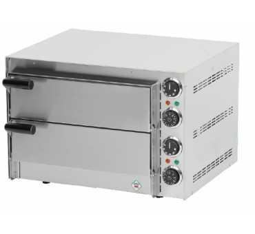 BARTSCHER - Four Pizza semi-professionnel Mini 2 Chambres - 203500