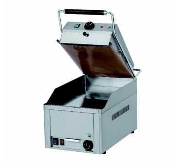 TECHNITALIA - Plaque à snacker électrique lisse 330 mm - YFTH30E