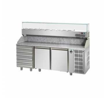 Comptoir réfrigéré BRP2C