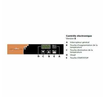 MODULINE - Chariot maintien température 8 GN 1/1 - MS081E