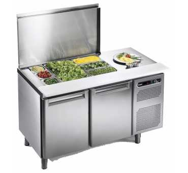 MEUBLE PREPARATION SALADES TECNOX 3 PORTES MPE7302
