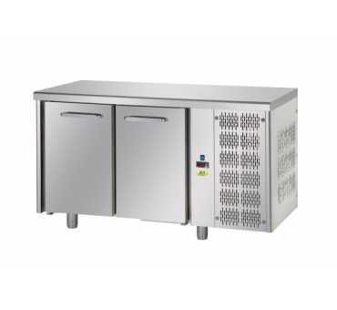 Table centrale réfrigérée 2 portes / Prof. 700 - TF02EKOGN