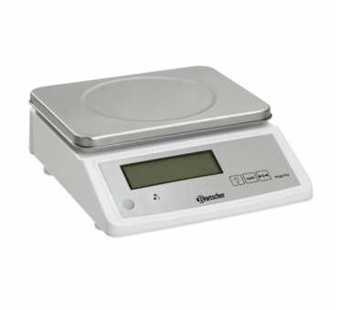 BARTSCHER - Balance de cuisine électronique 15 kg